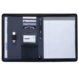 Trade Zippered Portfolio - Open - MBUS002